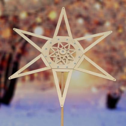 gwiazda kolednicza