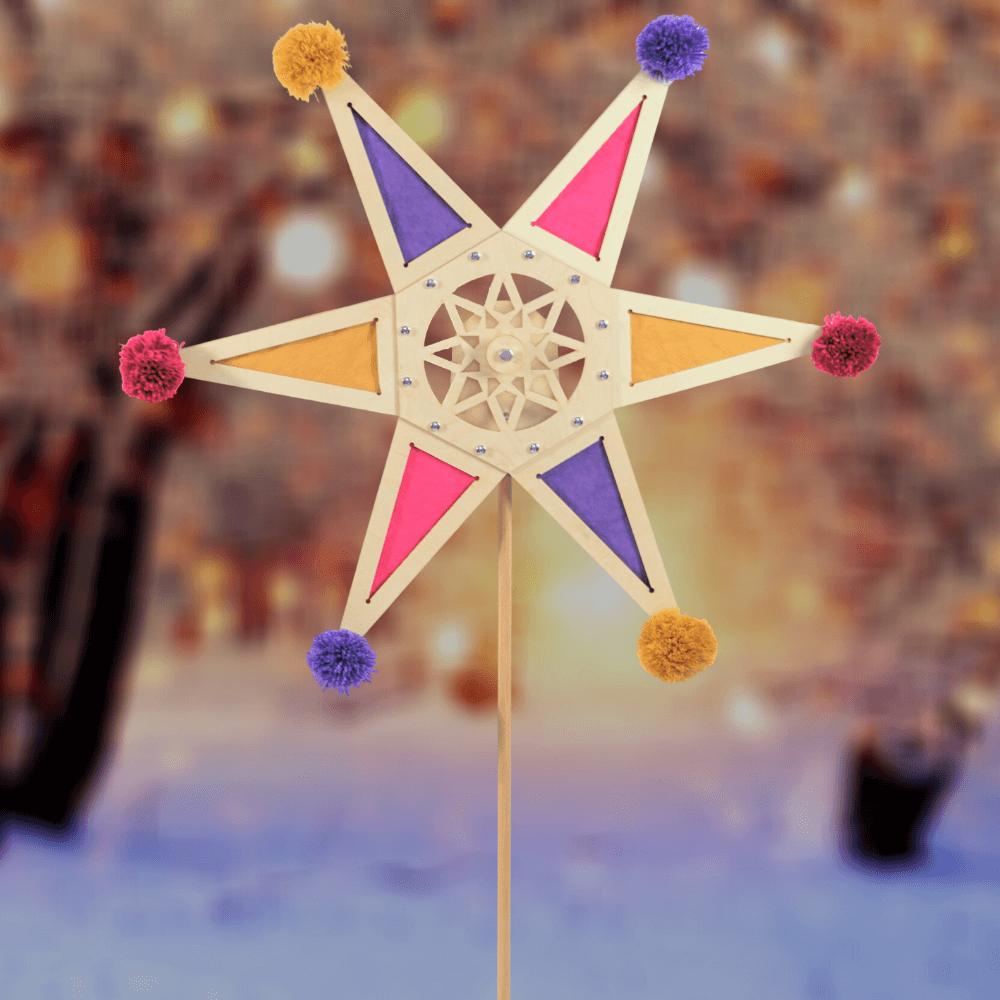 Gwiazda kolędnicza