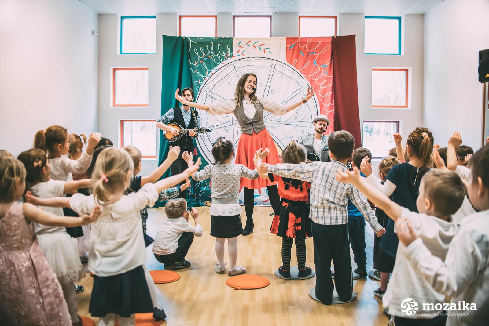 Spektakl dla dzieci Mamma mia