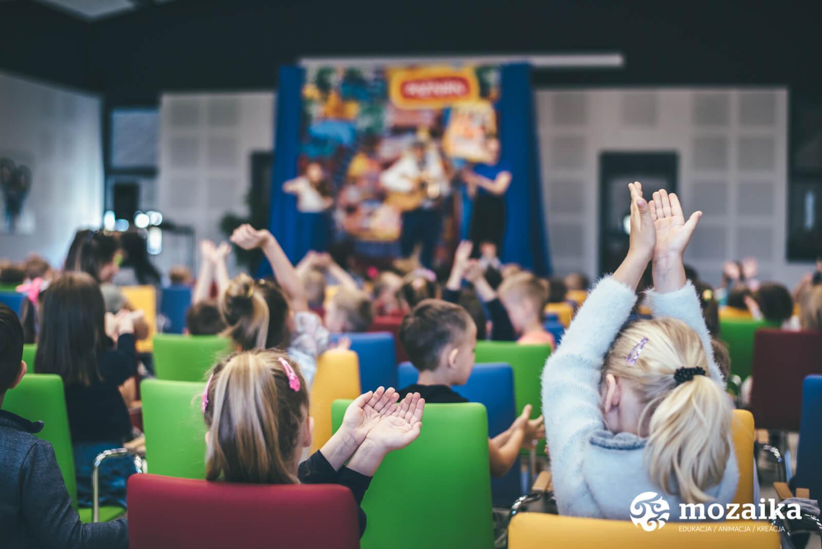 Spektakl video dla dzieci